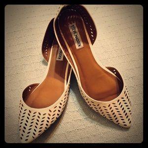 Steve Madden Elaine Pointed Toe Flats | Size 9.5